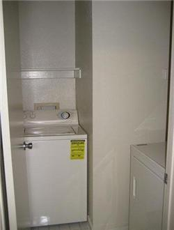 Washer/dryer in every unit
