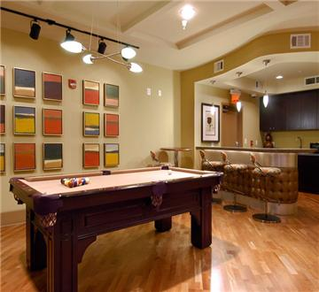 Lounge and Billards