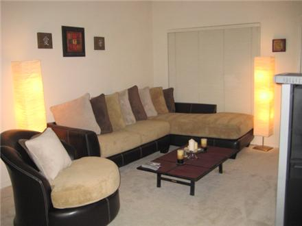 Living Room 3 - Furnished