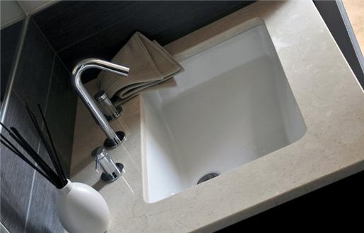 Renovated Bathroom sink