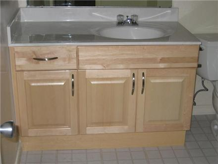 Bathroom Cabinets - Renovated
