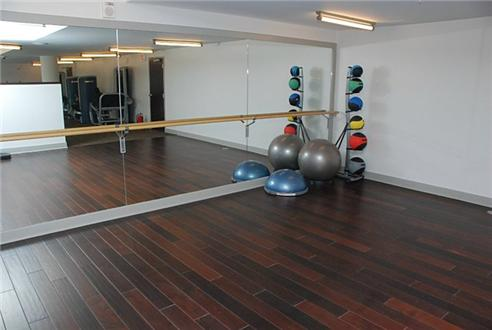 Yoga & Fitness Room!